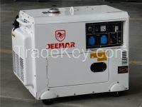 5KVA silent generator