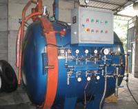 vulcanizing equipments for