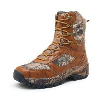 3DX waterproof camouflage fabric EVA rubber hunting boots