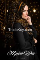Hijab Sultan With Tassels