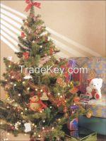 Christmas tree leaves PVC film