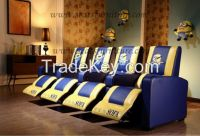 reclining theatre seating