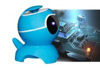 usb robot speaker ,mini creative speaker