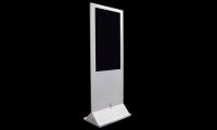 Two sided Information Touch Screen Kiosk