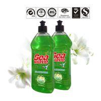wholesale bulk plastic bottles chemical formula dishwashing liquid soap