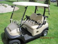 CLUB CAR PRECENDENT ELECTRIC GOLF CART 48 VOLT WITH CHARGER