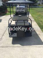Brand golf cart