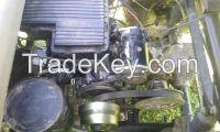 Umax II Hauler Utility Golf Cart