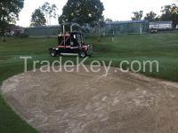Golf cart truck