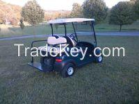 2011 Club Car Electric Golf Cart 4 passenger