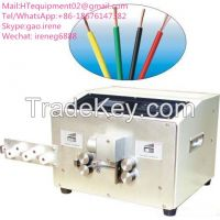 Cable cutter and wire stripping machine china manufacturer