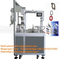 Automatic Cable Winding Tying Machine