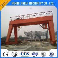 Factory Of 35 Years Experience Supply 150 Ton Double Girder Gantry Crane