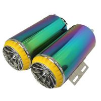 3*2 inch exhaust pipe subwoofer