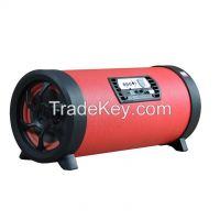 6 inch high power subwoofer dual speakers