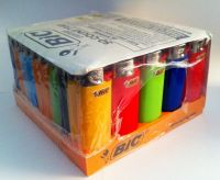 Bic Lighters J25/ J26 Classic