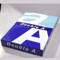 Double A A4 size copy copier paper 80 gsm from Thailand