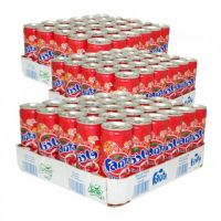 WHOLESALE - FANTA STRAWBERRY CAN 330 ML (3 X 30 PIECES)