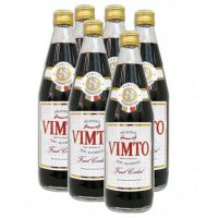 VALUE PACK - VIMTO FRUIT CORDIAL 6 X 710 ML