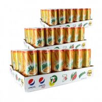 Wholesale - Mirinda Orange Drink Can 250 ml (3x30 pieces)