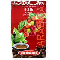 DOKITO RED ARABICA BEANS COFFEE 500 G