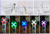 portable 3 in 1 RF/EMS and 6 colors LED light therapy facial beauty equipment