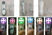light RF beauty device EMS & Led light therapy facial beauty care instrument