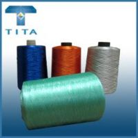 High quality wholesale machine embroidery thread hand knitting from Hangzhou