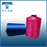 Multicolor 100% polyester thread for hand embroidery designs