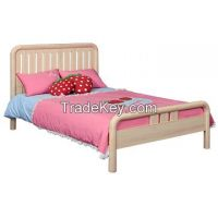 Children Solid Wood Bed