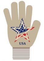 souvenir glove