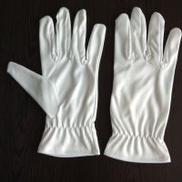 Super Cleaning Microfiber Gloves Dust Fingerprint Proof