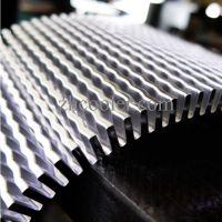 heat exchanger oilcooler aluminum core