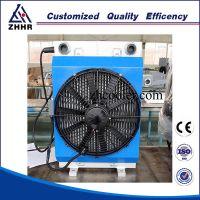 oil cooler for cnc