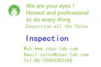 All the China inspection Guangdong inspection Zhejianginspetion,anhui inspetion