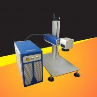 30W Fiber Laser Etching Machine For metal, stable laser marking machines