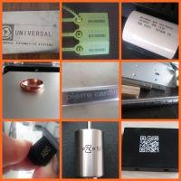 50W Fiber Laser Engraving Machine , fiber laser engraver equipment for metal parts mark such as stainless steel
