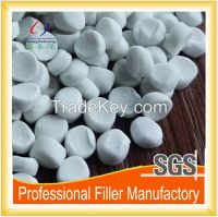 caco3 filler masterbatch for HDPE PP injection