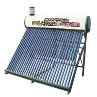Pre-heated Pressurized( Thermo-Siphon) Solar Water Heater