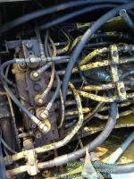 Cheap sale of used Kobelco 200-1 hydraulic crawler excavators