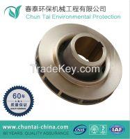 precision machining customized high pressure pump impeller