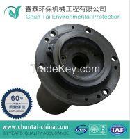 CNC rigid carbon steel shaft couplings