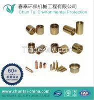 CNC Mechanical Parts Copper Sleeve Brass Bushing