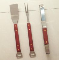 Mini Bbq Grill Tools with bottle opener