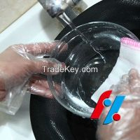 HDPE Glove plastic disposable