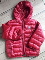 girls outdoor cotton padded winter three layer warm thick basic jacket / coat