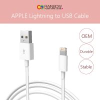 Lightning Cable, Charger Cables to USB Syncing and Charging Cable Data for iPhone 7/7 Plus/6/6 Plus/6s/6s Plus/5/5s/5c/SE and more
