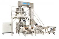 Smartweigh Multiheadweigher Vertical Packaging Machine Line