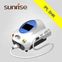 2016 new IPL SHR super hair removal machine from beijing sunrise