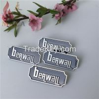 Aluminum Furniture Signs Logos Nameplate